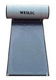 Weslec Solar Water Heaters